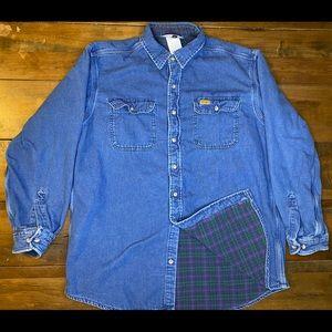 Carhartt button shirt